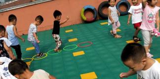 trò chơi tổ chức trong tiệc sinh nhật của bé