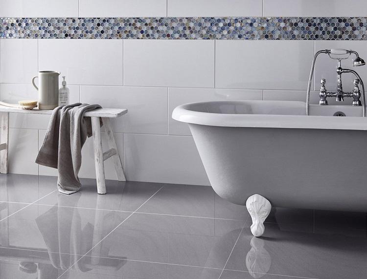 Bí quyết chọn gạch phòng tắm hoàn hảo