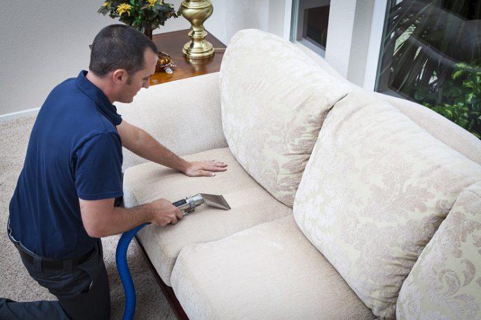 Mẹo chăm sóc và vệ sinh ghế sofa