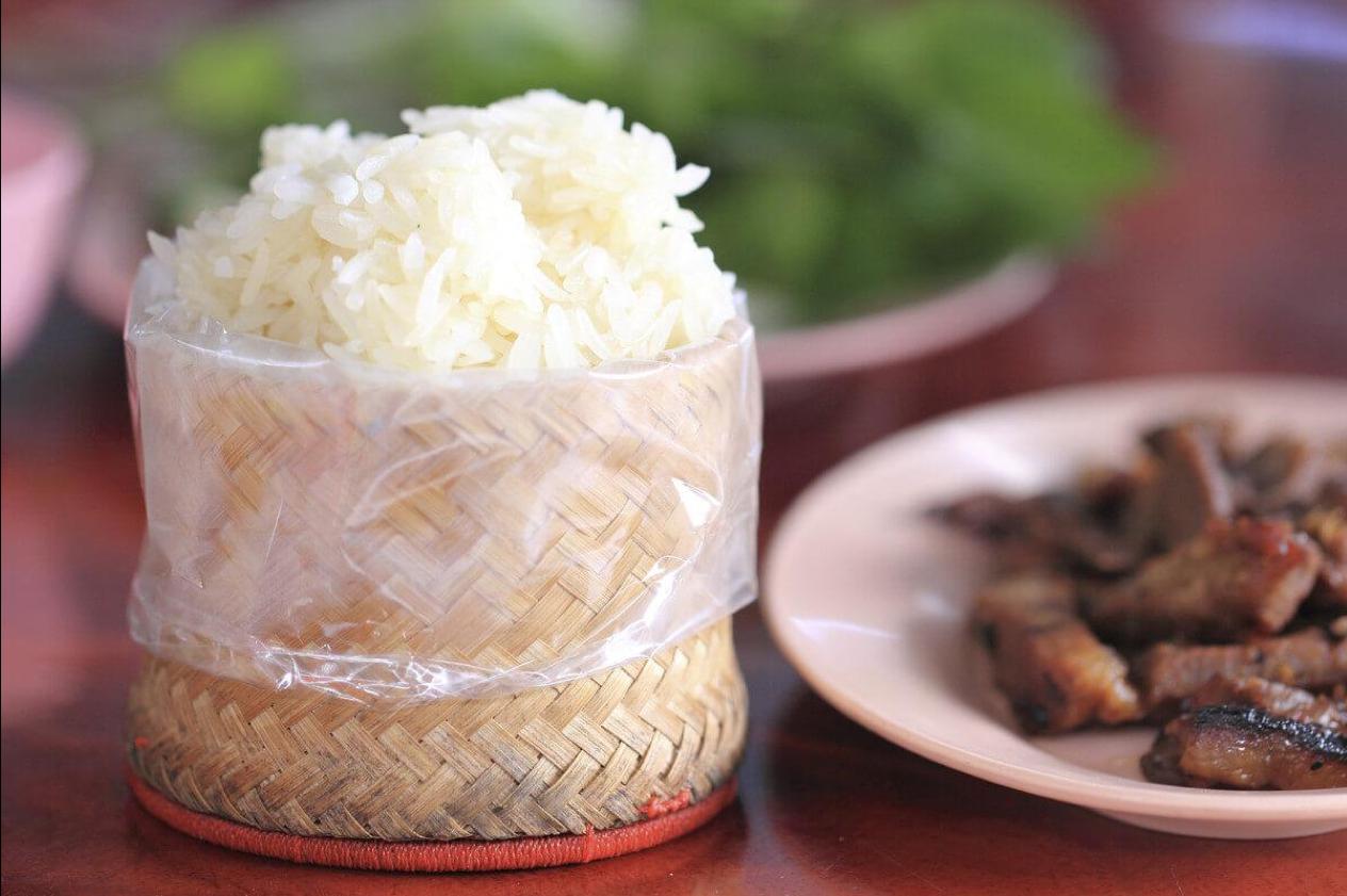 gạo nếp Thái là gì?
