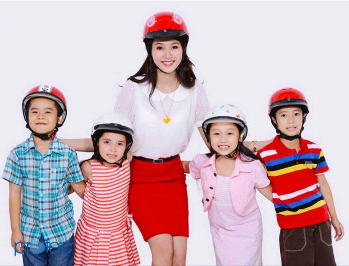 Lựa chọn nón bảo hiểm đúng cách