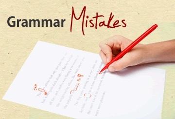 Những lỗi ngữ pháp người mới học tiếng Anh thường gặp phải