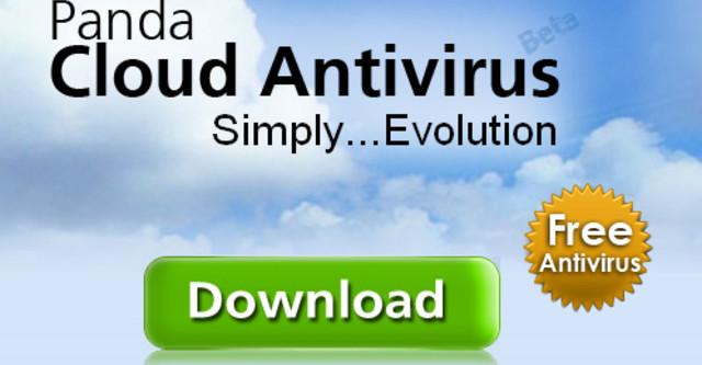 phần mềm Panda Cloud antivirus
