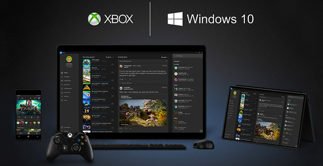 ung dung xbox tren windows 10