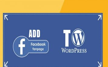 Cách chèn fanpage vào WordPress