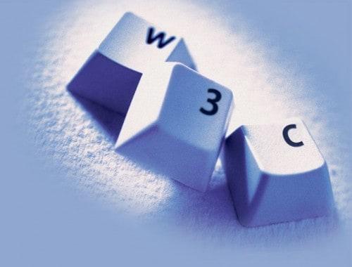 chuan W3C co nghia la gi