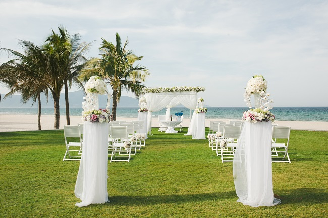 ý tưởng trang trí tiệc cưới