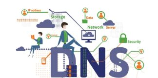 domain name server la gi