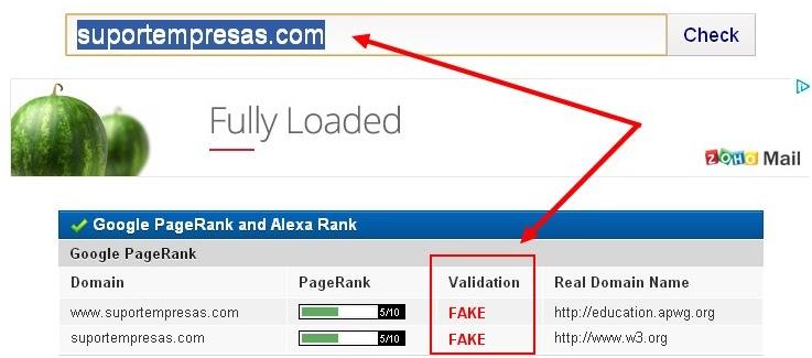 Kiểm tra fake PR