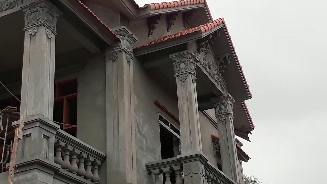 cột bê tông