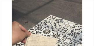 gạch bông ceramic