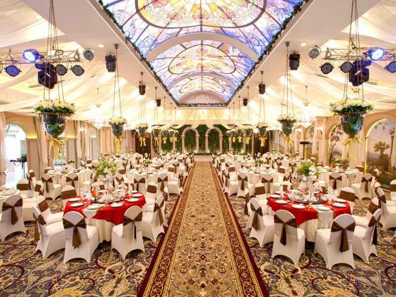 Nhà hàng tiệc cưới Metropole