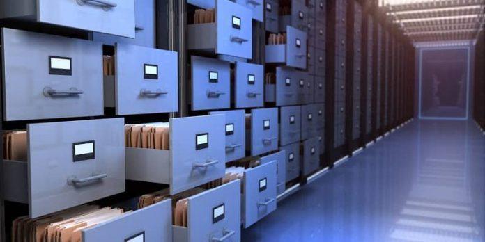 lưu trữ hồ sơ