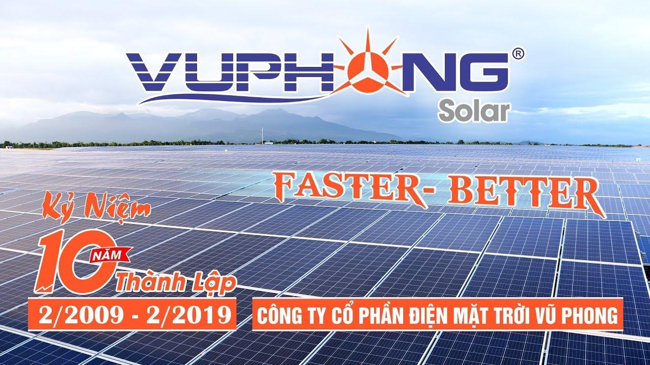 Công ty Cổ phần Điện mặt trời Vũ Phong