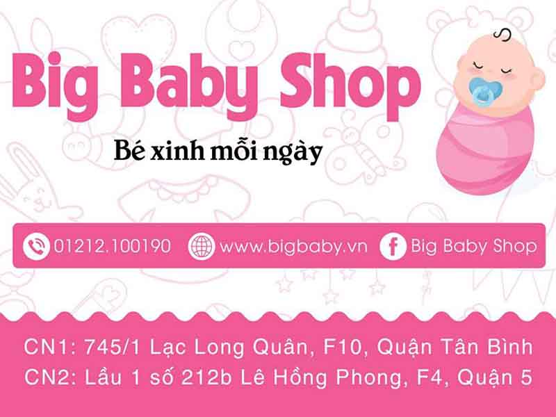 Big Baby Shop