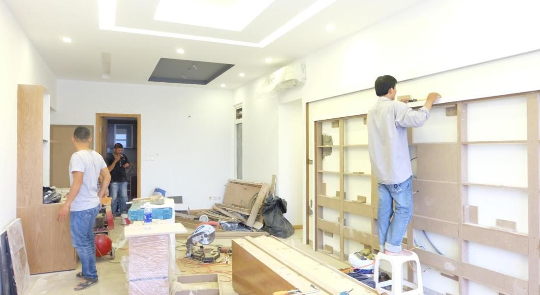 Dịch vụ sửa nhà CT House