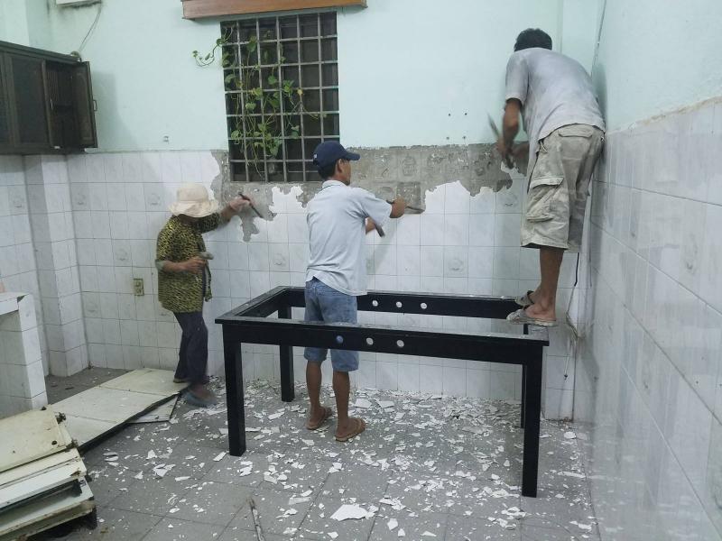 Dịch vụ sửa chữa nhà cửa Đại Việt Thịnh