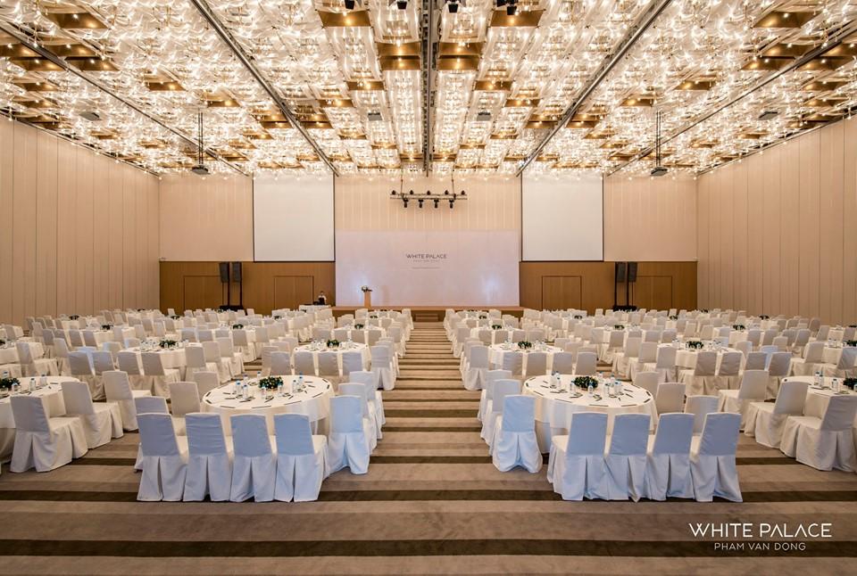 Nhà hàng tiệc cưới White Palace