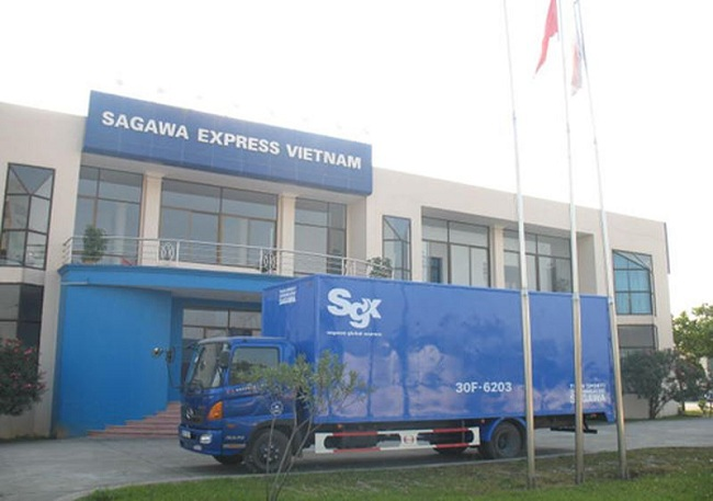 Sagawa Express Việt Nam