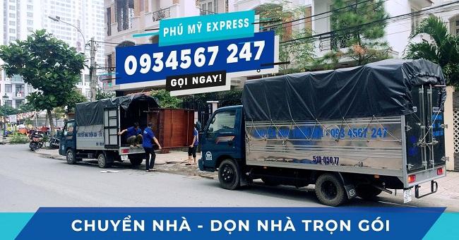 Phú Mỹ Express