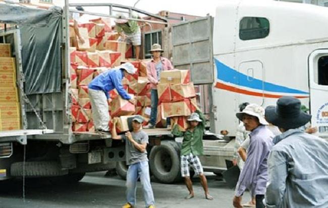 Dịch vụ bốc xếp hàng hóa Tâm Phát