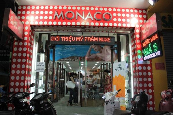Cửa hàng nước hoa Mocano