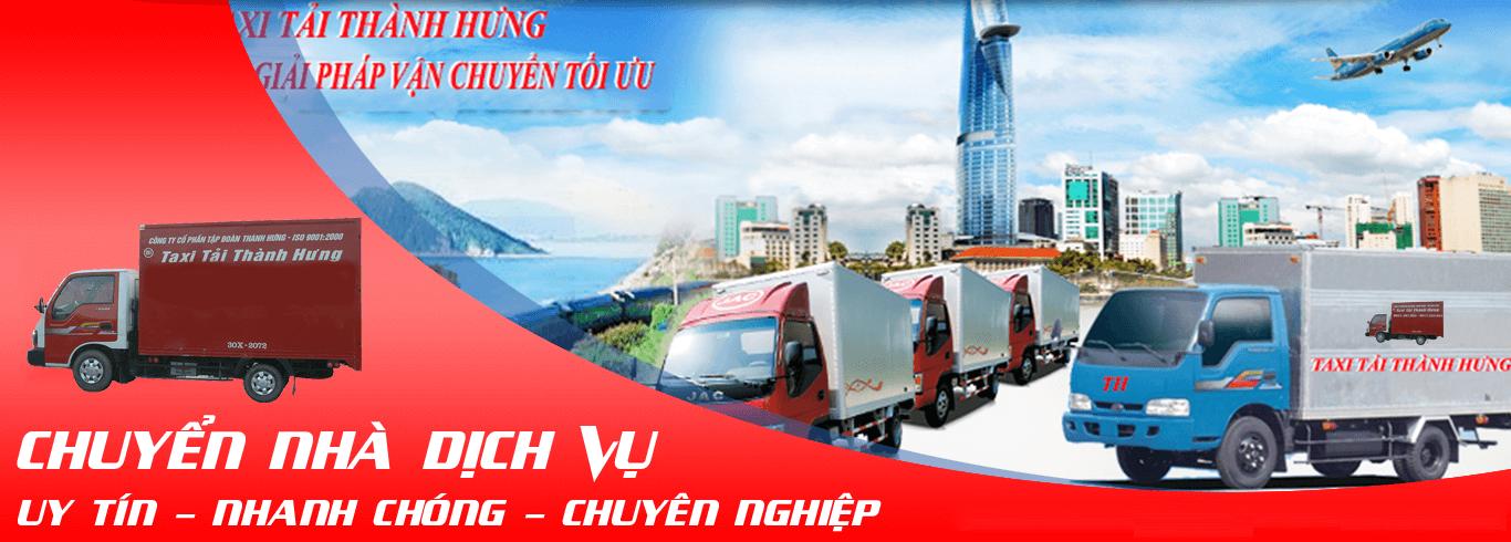 Công ty vận tải Sài Gòn Thành Hưng