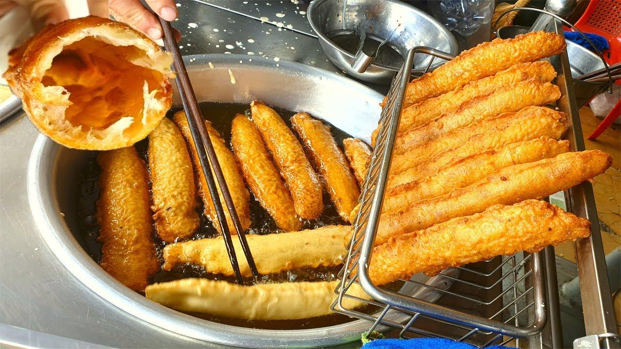 Babana – Bánh Chuối Chiên Thái Lan