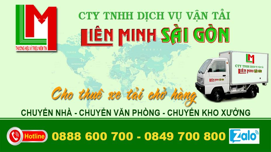 Công ty dịch vụ vận tải Liên Minh Sài Gòn