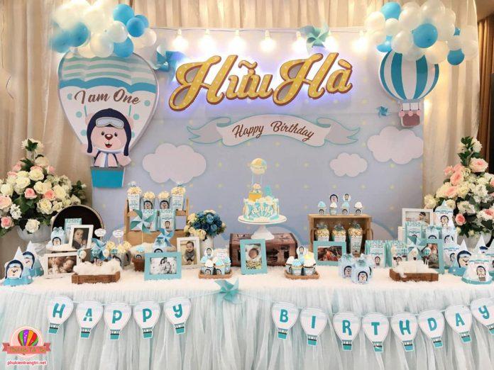 địa điểm bán đồ trang trí sinh nhật