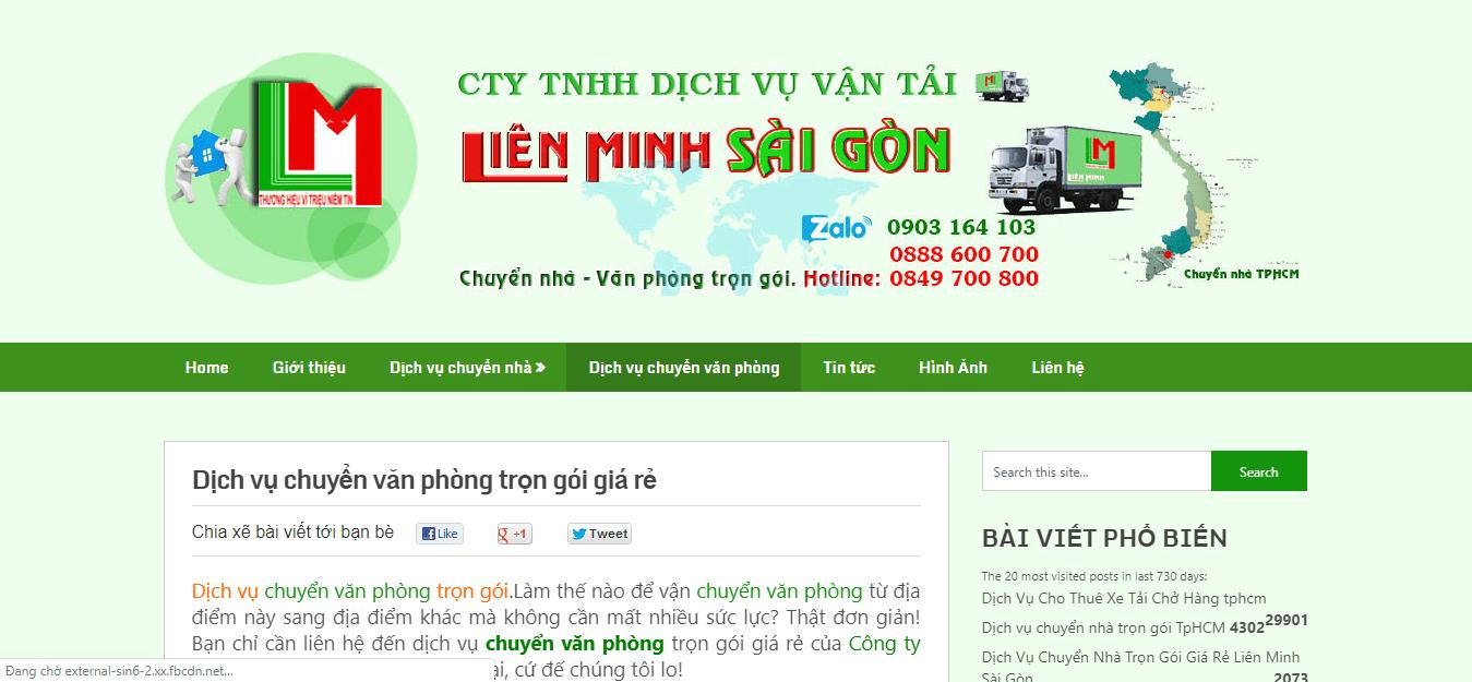 Vận tải Liên Minh Sài Gòn