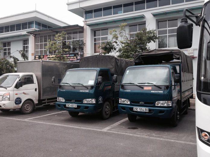 dịch vụ chuyển văn phòng quận Gò Vấp
