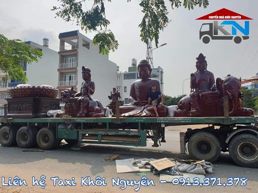 Công ty Vận tải Tổng hợp Khôi Nguyên