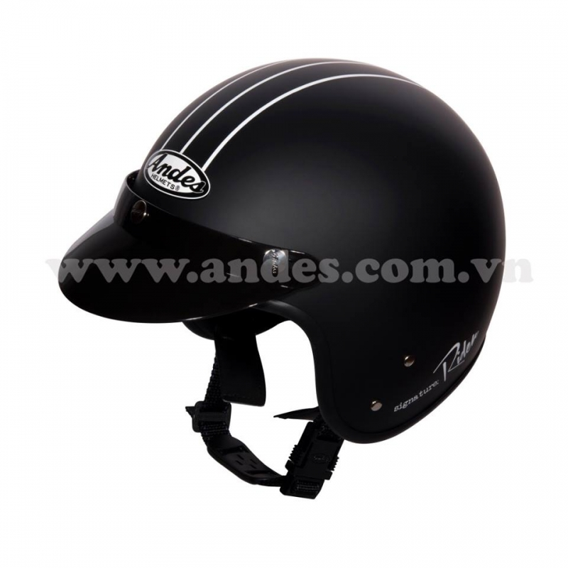 Hệ thống cửa hàng bán mũ bảo hiểm Andes
