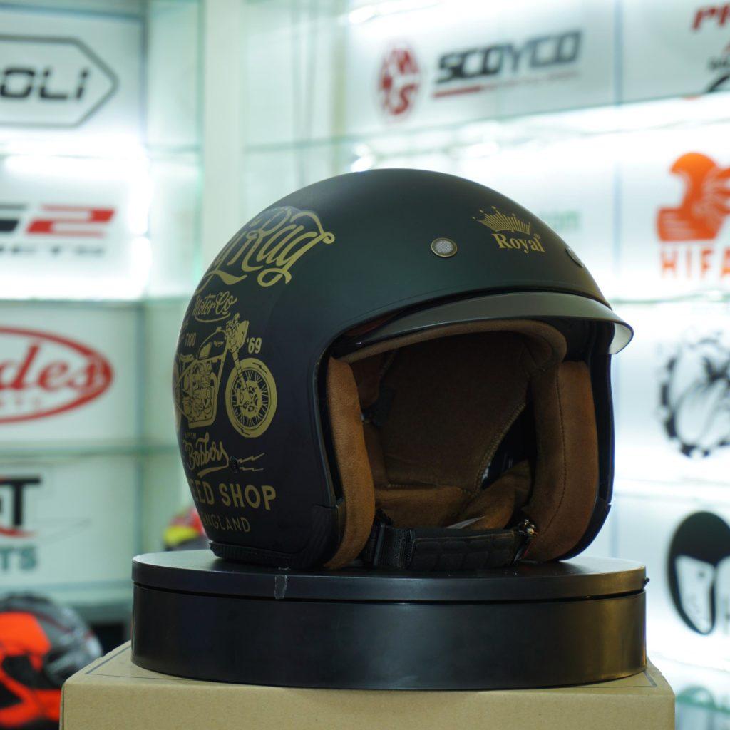 Hifa –Shop Mũ Bảo Hiểm Ở Sài Gòn