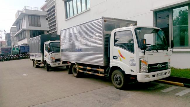 dịch vụ cho thuê xe tải quận Bình Thạnh