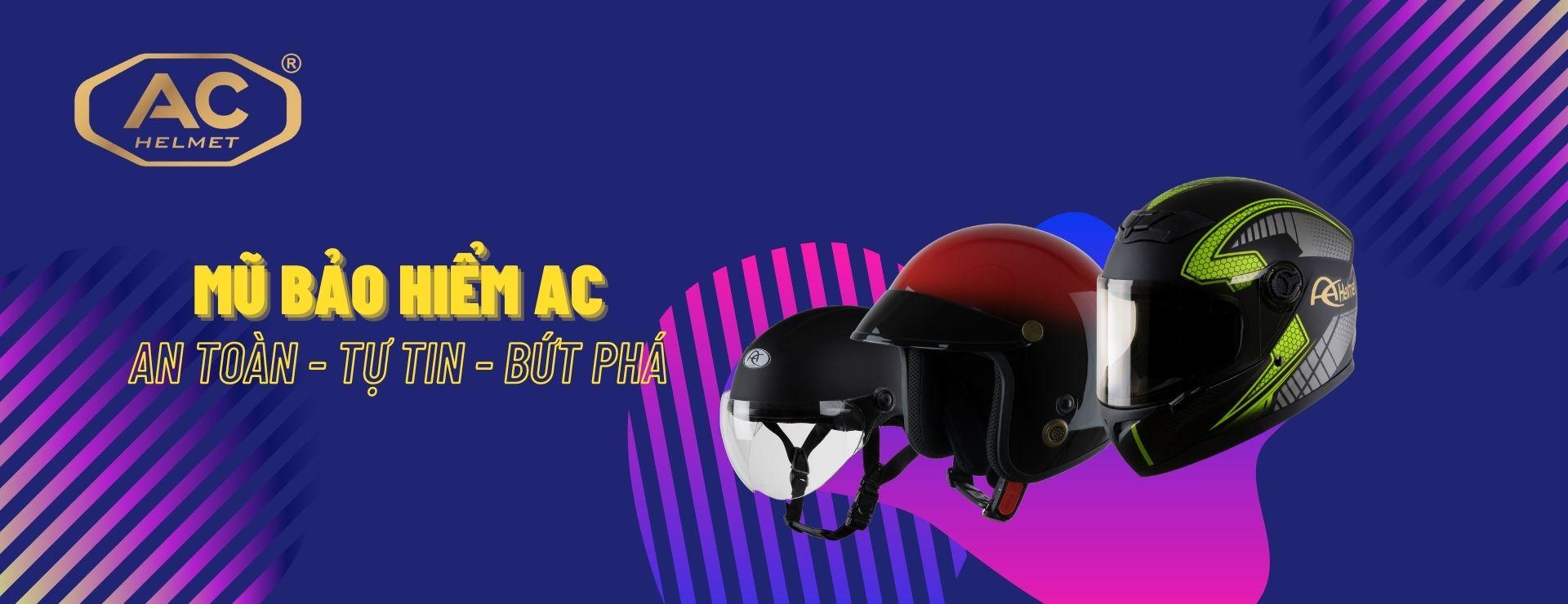 Cửa hàng mũ bảo hiểm Á Châu - Asia