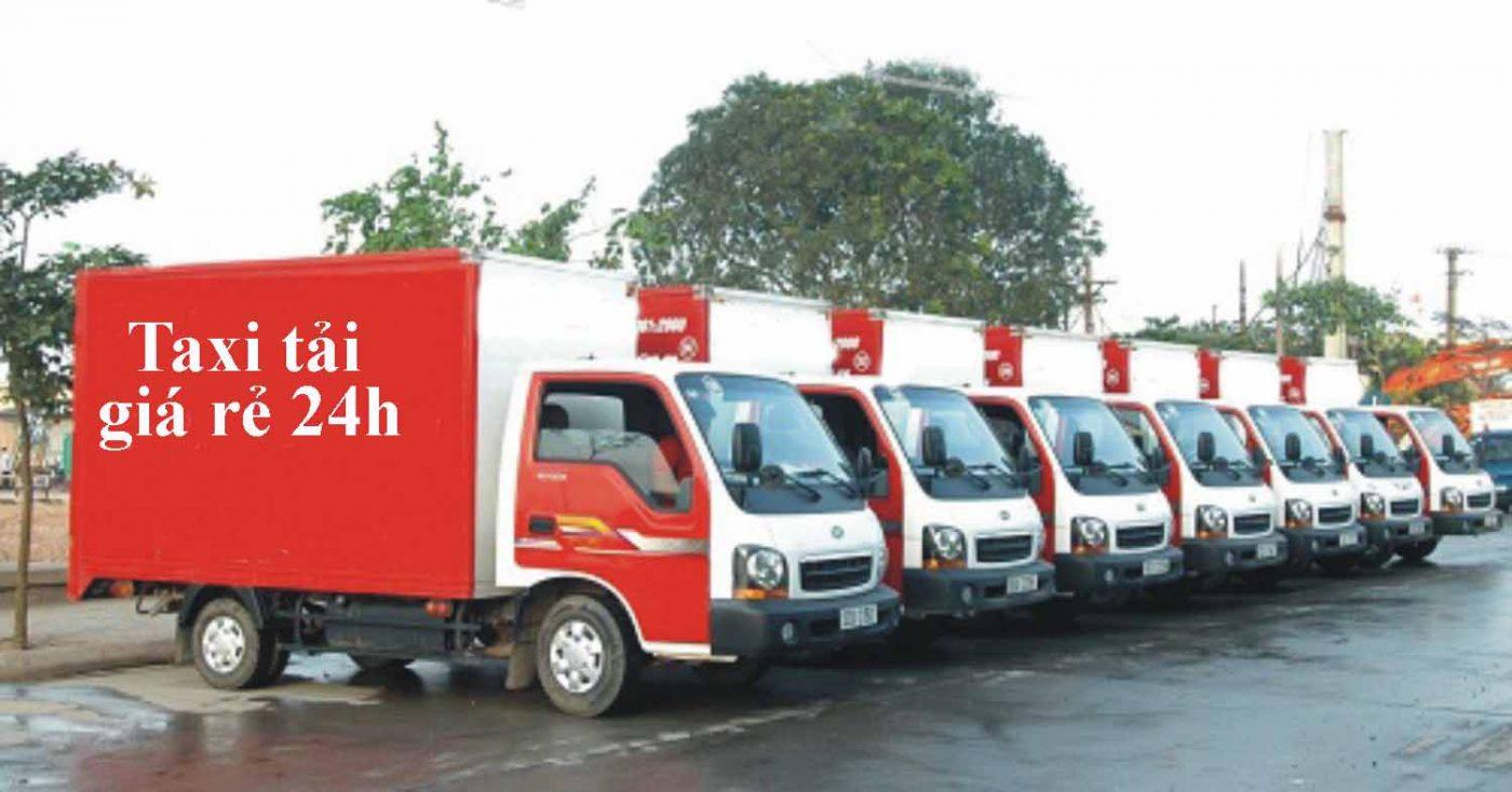 Dịch vụ chuyển kho xưởng Taxi Tải Giá Rẻ 24H