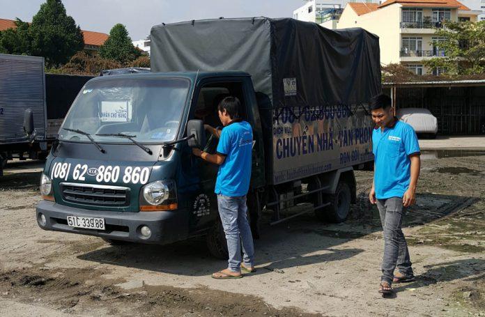 dịch vụ chuyển kho xưởng trọn gói quận 2