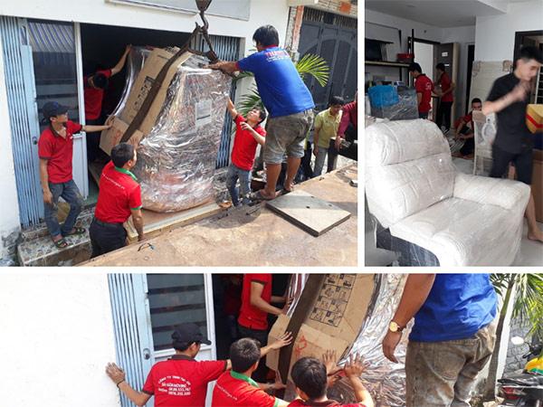 Công ty TNHH TMDV Sài Gòn Moving