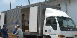 dịch vụ chuyển kho xưởng quận 4