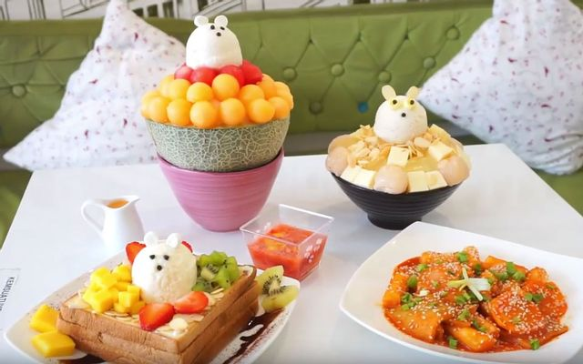 Crazy Bingsu – Korea Snow Dessert & Smoothies