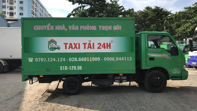Taxi Tải 24H