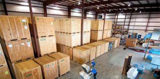 dịch vụ chuyển dọn kho xưởng quận 6