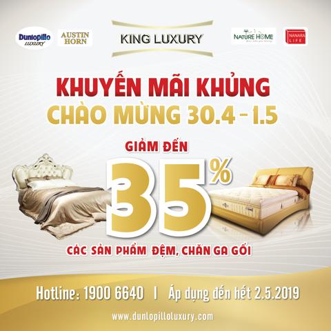 Cửa hàng King Luxury