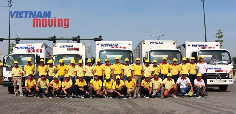 Công ty Vận tải Vietnam Moving