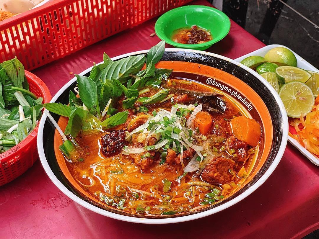 Bò kho Út Nhung