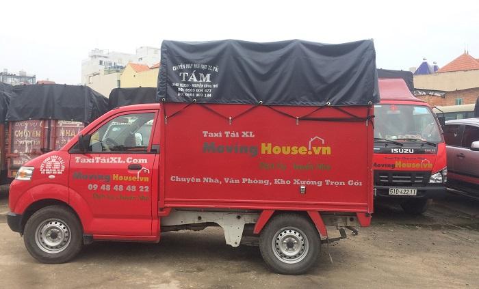 Taxi Tải Xá Lợi-Moving House