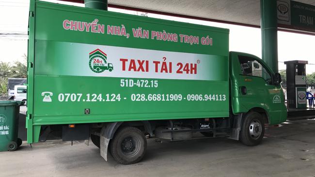 Công Ty Taxi Tải 24H