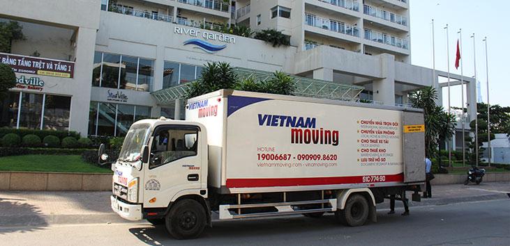 Chuyển nhà Vietnam Moving